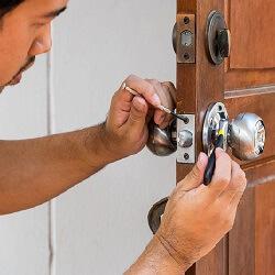 Lock change and rekey San Anton